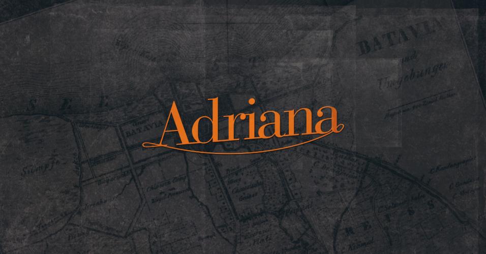 ADRIANA OPENING TITLE