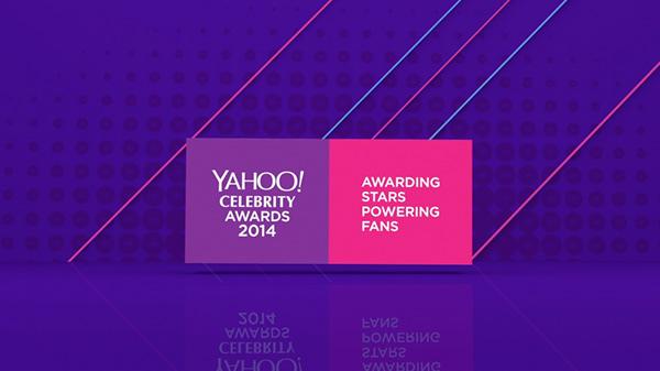 YAHOO! CELEBRITY AWARDS 2014